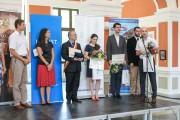 """FOTO -  Câștigătorii concursului """"Tineri Cercetători în Știință și Inginerie"""""""