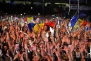 Bilanț UNTOLD Festival. Ce cazuri au avut polițiștii, jandarmii și medicii