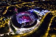 GALERIE FOTO - SUPERBE  fotografii de la UNTOLD Festival, surprinse de la înălțime