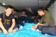 12 români arestați în Ungaria. Făceau trafic cu imigranți