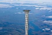 Cu liftul în stratosferă