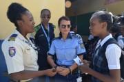 FOTO - O româncă a fost desemnată polițista anului ÎN LUME
