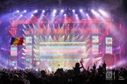 FOTO/VIDEO - EXPLOZIE  de culoare și energie la Untold Festival. 60.000 de persoane au transformat Cluj Arena într-un uriaș ring de dans pe muzica AVICII