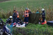 VIDEO ȘOCANT - O fetiță de 10 ani a murit și 5 persoane au fost rănite într-un accident petrecut în județul Cluj