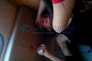 VIDEO - Accident grav în poligonul moto de la Școala de Șoferi Lucuța. Tânără cu fața distrusă, instructorul moto nu era la cursuri