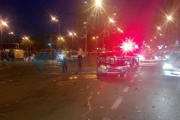 UPDATE - FOTO - Grav accident rutier lângă Kaufland Mărăști!