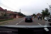FOTO - Mașină SPULBERATĂ  de un TIR, în Gilău! Șoferul a murit pe loc