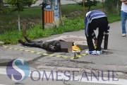 VIDEO ȘOCANT! A murit accidental sau s-a sinucis? Bărbat găsit într-un lac colector din Gherla