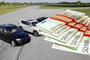 ESCROCI cu TUPEU! Trei țepari din Cluj au reușit să-și cumpere BMW-uri și Volkswagen cu euro falși. Prejudiciul este uriaș