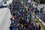 Atenţionare de călătorie în Croația!  Mai multe puncte de frontieră au fost închise din cauza imigranților
