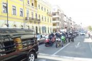 Bikerii din Cluj se mobilizează! Marș comemorativ pentru polițistul motociclist Bogdan Cosmin Gigina, mort la datorie