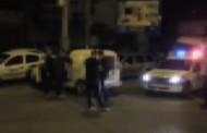 Polițiștii, urmărire pe străzile orașului. Șoferul urmărit avea motive să se facă nevăzut