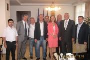 Consiliul Judeţean Cluj a primit vizita delegaţiei Găgăuzia