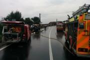 Un TIR a făcut prăpăd în județul Cluj, un om nevinovat a murit pe loc!