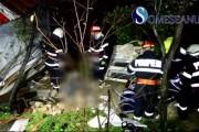 VIDEO - Moarte teribilă pentru un clujean. A căzut cabana peste el și a sfârșit strivit