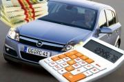 Noua formă de recuperare a taxei auto a fost publicată în Monitorul Oficial