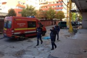 FOTO/ȘOCANT: O mamă din Cluj-Napoca și-a aruncat fetița de două luni de la etaj. Micuța a murit pe loc