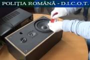 VIDEO - Halucinant! Un clujean a primit drogurile din Spania într-o boxă audio