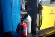 A alimentat la benzinărie, dar nu a plătit. Clujeanul are dosar penal pentru furt