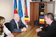 Ambasadorul Belgiei la București, vizită la Consiliul Județean Cluj. Ce s-a discutat