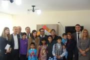 FOTO - Două noi case de tip familial au fost inaugurate în Cluj-Napoca