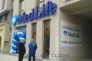 MedLife continuă deschiderile de noi unități în România și inaugurează prima hyperclinică din portofoliu în Cluj-Napoca. Ce dotări are și cum arată