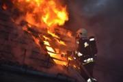 Clujean ARS de flacăra care a răbufnit din sobă! A vrut să aprindă focul cu o canistră de benzină, dar a rămas fără casă