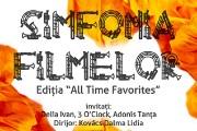 Simfonia Filmelor - concertul de muzică simfonică care reunește coloanele sonore ale celor mai cunoscute filme va avea loc weekend-ul acesta în cadrul TiMAF