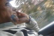 VIDEO - Tupeul unui taximetrist de la Diesel Taxi! Poliția e pe frecvență?