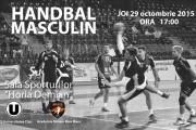 Handbal masculin: Joi, U Cluj și Academia Minaur Baia Mare. Vezi scorul și programul!