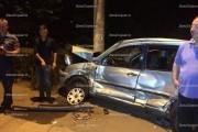 Un tânăr clujean și-a băgat prietenii în spital! Beat fiind a produs un accident grav pe strada Fabricii