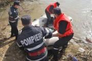 Anchetă grea! Un cadavru neidentificat a fost descoperit pe Someșul Mic, în Grigorescu