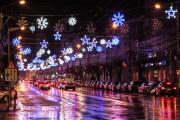 Cluj-Napoca este gata de sărbătoare. Iată ce lumini vom avea în acest an, cât au costat și unde le vom putea vedea