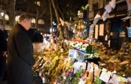 Klaus Iohannis, omagiu pentru victimele atacurilor sângeroase din 13 noiembrie din Paris