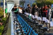 Sistemul bike-sharing se repune în funcțiune