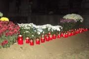 De unde cumpărăm flori și lumânări pentru 1 noiembrie, Luminație 2016 - Ziua Morților