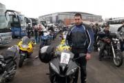 FOTO/VIDEO - Motocicliștii clujeni, marș comemorativ în memoria Soniei. Vali, logodnicul, a vorbit despre cea care trebuia să-i fie soție
