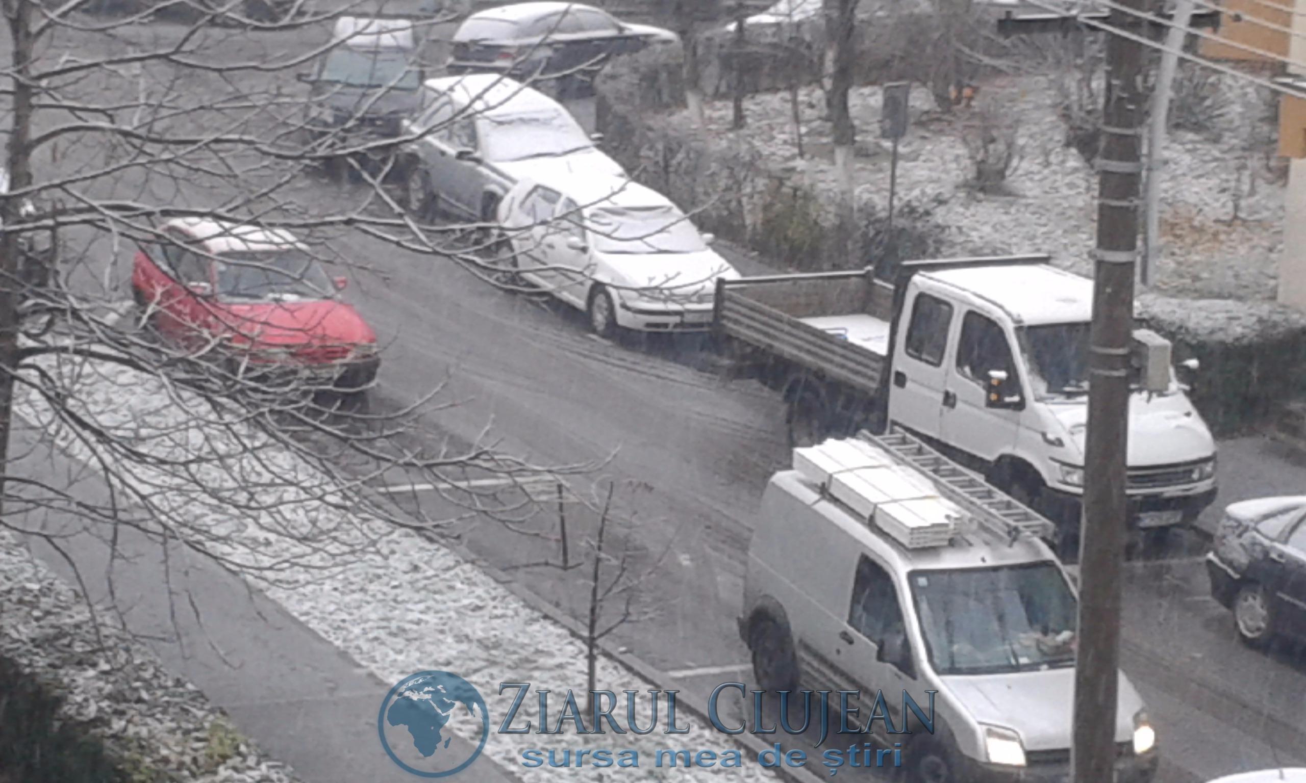 Vremea schimbă foaia de luni. Cum va fi în județul Cluj