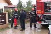 EXPLOZIA  anului la Cluj. Pompierii au intervenit la 5 ore de la deflagrație, chemați fiind de victimă
