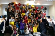 FOTO - Tabără de excepție la Cluj pentru 50 de copii și tineri cu insuficiență renală cronică
