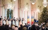 FOTO - Corul Madrigal, concert la Cotroceni  în onoarea personalului medical care s-a implicat în acordarea asistenței răniților de la Clubul Colectiv