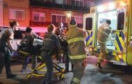FOTO - Doi morți și un rănit grav în casa lui Lucian Bute din Canada