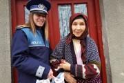 Satele din zona Turzii, luate la pas de polițiști
