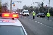Șoferii clujeni, luați la control de polițiști. Au fost reținute 12 permise
