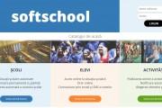 Un grup de antreprenori clujeni oferă o soluție software integrată și gratuită, Softschool, pentru învățământul românesc. Activitatea elevilor, în timp real