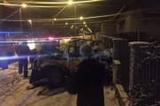 Șofer beat și obosit, accident pe un drum din județul Cluj