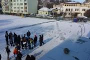 """Profesorii, părinţii şi elevii de la Liceul """"Onisifor Ghibu"""", din Cluj-Napoca protestează: """"Ne vrem clasa înapoi!"""""""