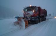 Meteorologii extind avertizările de ninsori pentru mai multe județe, inclusiv Cluj