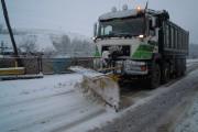 Situaţia drumurilor judeţene din Cluj în 11 ianuarie 2017