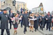 Mesajul președintelui Klaus Iohannis, la Iași,  de Ziua Unirii Principatelor Române